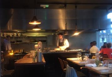 Modern European restaurant in Islington 2