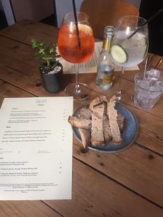 Restaurants in Islington (2)