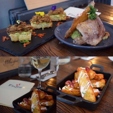 Restaurant and wine bar in Shoreditch